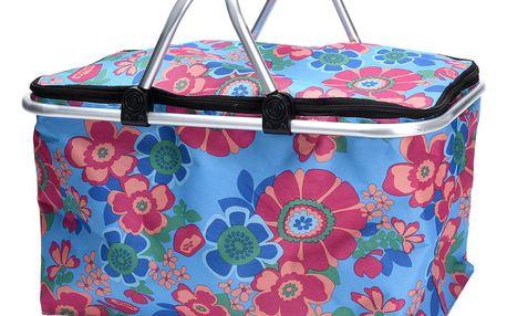 Emako Skládací koš - nákupní taška, piknik