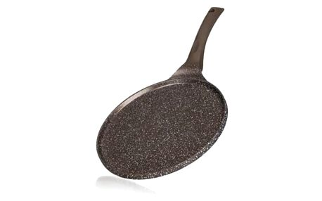 Banquet Pánev na palačinky s nepřilnavým povrchem Granite Dark Brown 26 cm