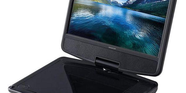 DVD přehrávač Sencor SPV 2920 BLACK černý (35048603)2