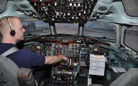 Letecký simulátor Douglas DC-9