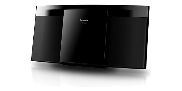 Mikrosystém Panasonic SC-HC200EG-K černý2