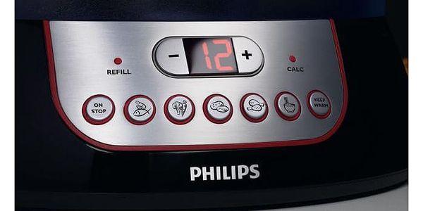 Hrnec parní Philips HD9140/91 černý4