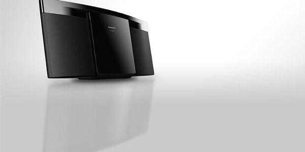 Mikrosystém Panasonic SC-HC200EG-K černý4