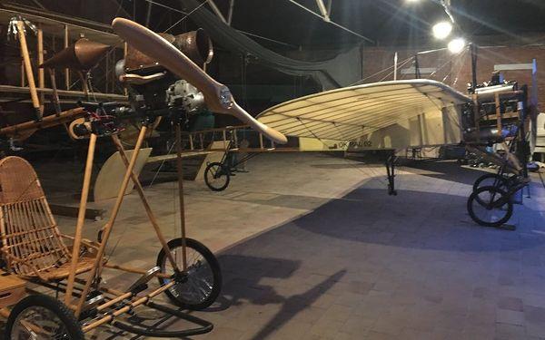 Muzeum Letectví Pardubice