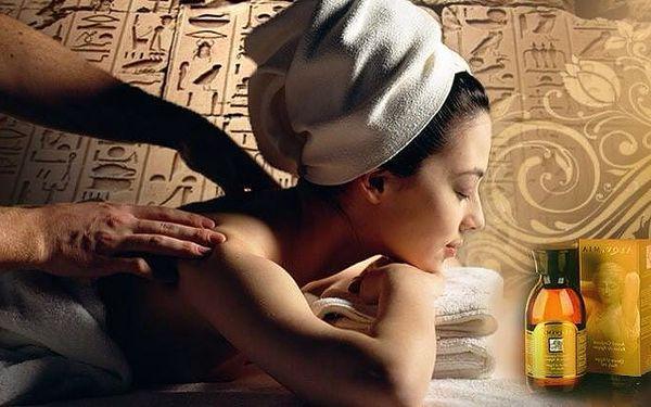 Orientální masáže od rodilého Egypťana: masáž nebo rituál3