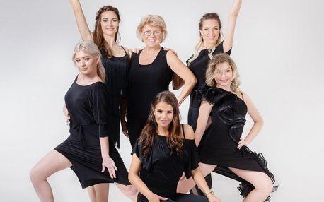 Kurz latinskoamerických tanců pouze pro ženy