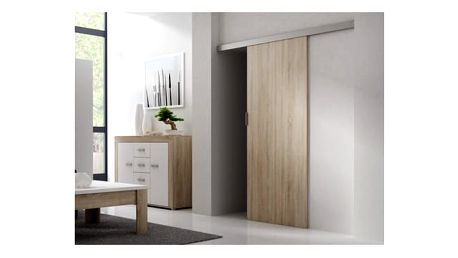 Posuvné dveře GREG 86 cm sonoma