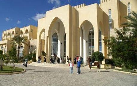 Tunisko - Monastir na 8 dní, all inclusive s dopravou letecky z Katowic nebo Prahy přímo na pláži