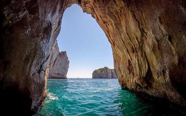 Krásy Neapolského zálivu, letecky, polopenze3
