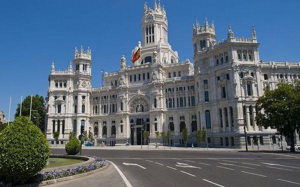 Sólo pro Madrid a Toledo aneb po stopách Dona Quijota, letecky, snídaně v ceně3