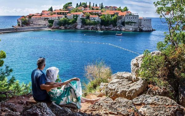 To nejlepší z Albánie a Černé Hory, letecky, polopenze5