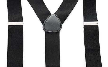 Černé kšandy Madelyn 32320