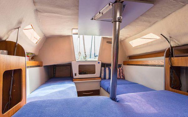 Dvoudenní pobyt na jachtě, Lipno nad Vltavou, 2 noci, 4 osoby, 3 dny2