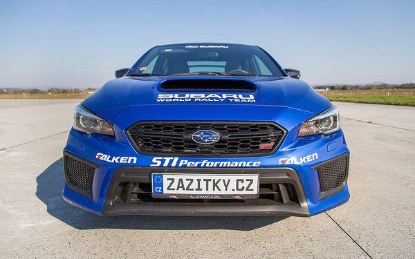 Jízda v Subaru Impreza WRX STI, Praha, bez paliva, 1 osoba, 20 minut2