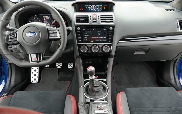 Jízda v Subaru Impreza WRX STI, Praha, bez paliva, 1 osoba, 20 minut4