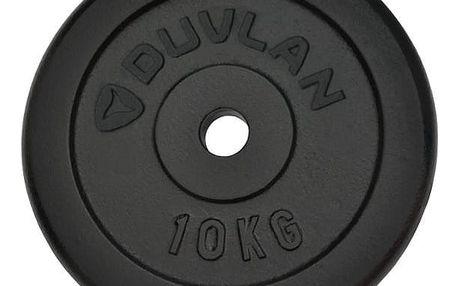 Duvlan ocelový kotouč 10 kg - 30 mm