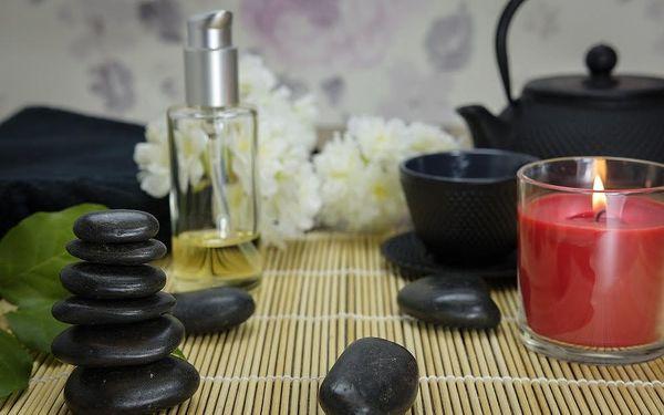 60 nebo 90 minut pohody: lymfatická masáž nebo masáž vonnými oleji2
