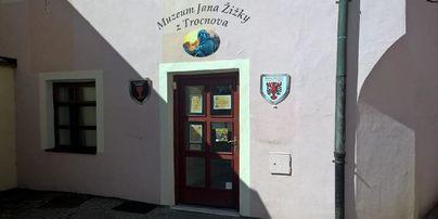 Muzeum Jana Žižky a Galerie filmových zbraní v Třeboni