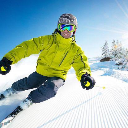 Zima v hotelu Kolibřík přímo u ski areálu Špičák s polopenzí