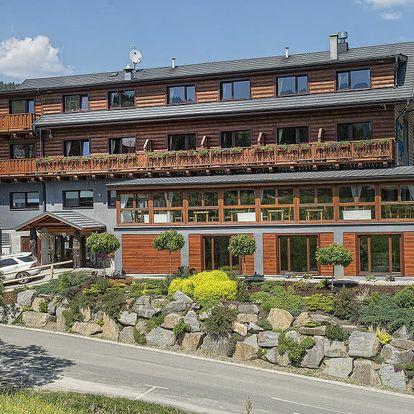 Ždiar - Hotel Bachledka - polopenze, wellness a skipass zdarma