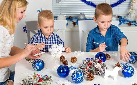 Tradice v krabičce: Vánoční ozdoby na míru
