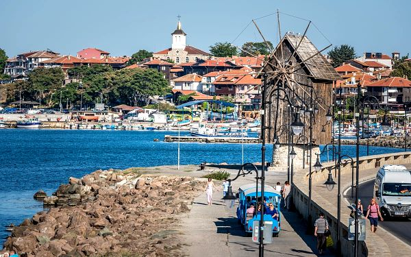 First minute 2021 dovolená u Černého moře v Bulharsku přímo u vyhlášené Cacao beach2