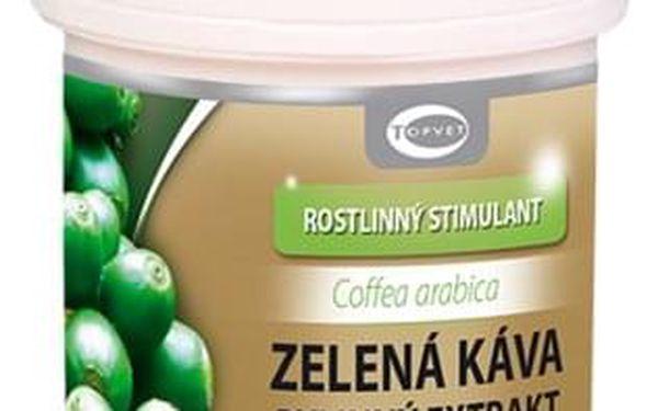 Topvet Bylinný extrakt Zelená káva, 60 tobolek