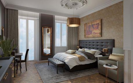Praha: Hotel Alfons
