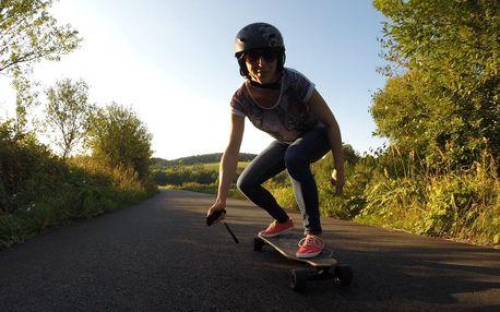 Zapůjčení elektrického longboardu WINboard
