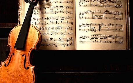 Smetana, Dvořák and Vivaldi v Zrcadlové kapli Klementina vybírejte z lednových termínů.