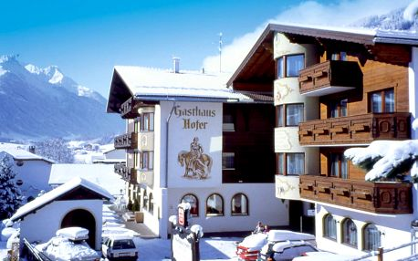 Rakousko - Tyrolsko na 5 dnů, polopenze