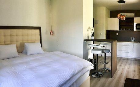 4–8 dní v apartmánech v blízkosti Římských lázní