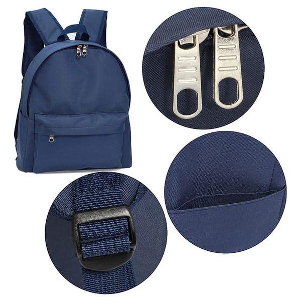 Dámský námořnicky modrý batoh Berenica 5843