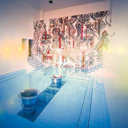 Hotel Dynamic *** u Trenčianských Teplic s polopenzí a privátním wellness