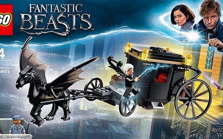 LEGO® Fantastic Beasts Grindelwaldův útěk