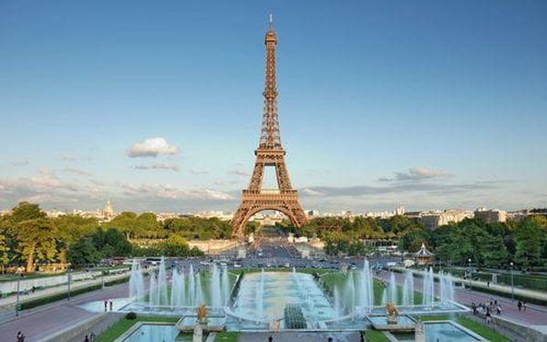 Paříž, Île-de-France, autobusem, snídaně v ceně3