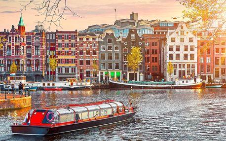 Valentýn v Amsterdamu i výroba sýrů a dřeváků