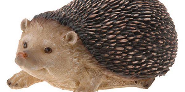 ProGarden Dekorace na zahradu - ježek, 20 cm2