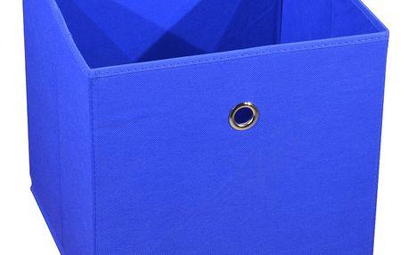 Smartshop Úložný box WINY modrý