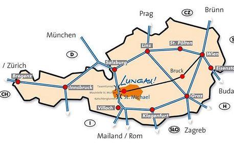 Lyžování Rakousko, Lungau / Obertauern - Apartmány a penziony Tamsweg
