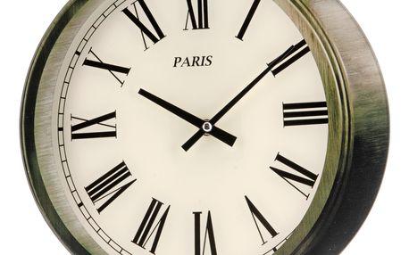 Emako Nástěnné hodiny PARIS, kulaté, Ø 30 cm