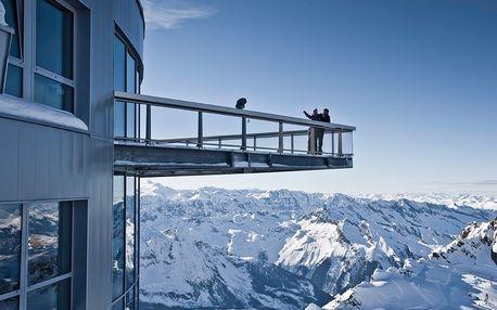 Rakousko - Kaprun / Zell am See na 2 dny, snídaně s dopravou vlastní