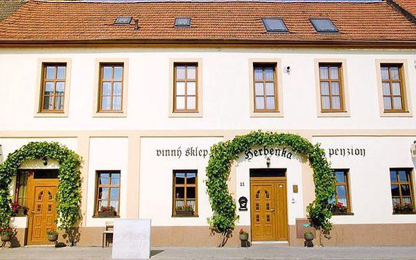 Vinný sklep a penzion Herbenka