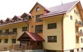 Apartmány v Jeseníkách