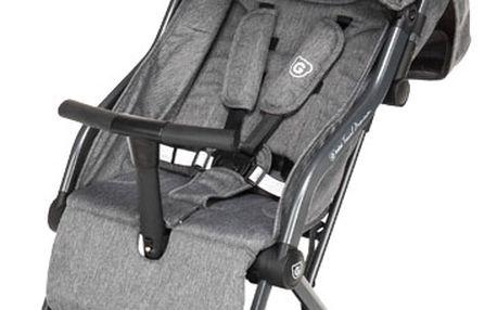 G-MINI Kočár sportovní Travel Premium Grey Melange