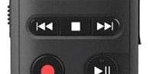 Diktafon Philips DVT1150 černý2