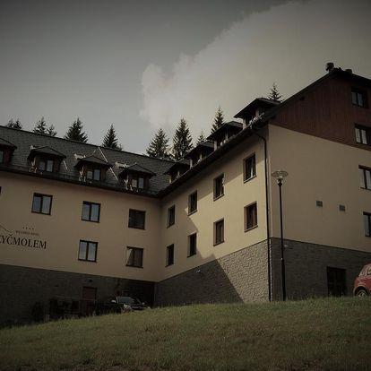 Wellness hotel Pod Kyčmolem v nádherném prostředí CHKO Beskydy