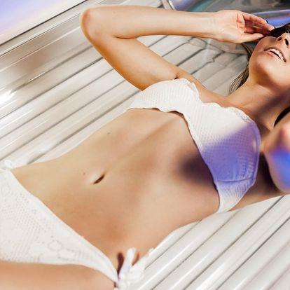 Uchovejte si opálení: roční permanentka do solária