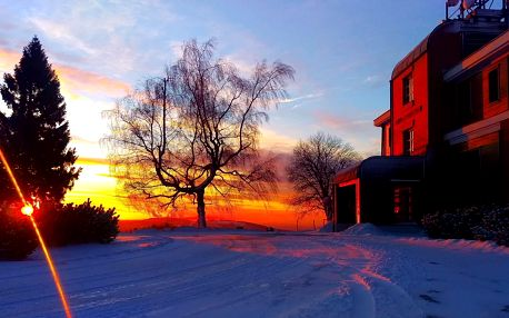 Český ráj na podzim i v zimě nejen s polopenzí