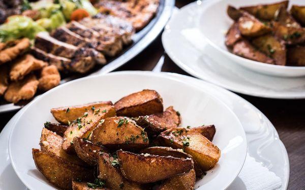Maso na šibenici: stylový špíz čtyř vůní s americkými brambory pro 2 osoby4